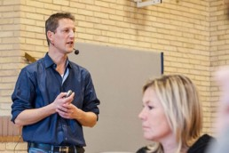 Asbjørn Christensen er foredragsholder hos Addfocus