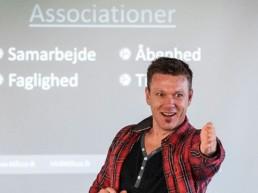 Allan Olesen er indehaver af og foredragsholder hos Addfocus